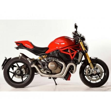 Echappement Spark Force Carbon - Ducati Monster 821 14-16