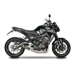 Komplettanlage Spark Grid-O Titanium für Yamaha MT-09 13/+ // Tracer 900 15-18 // Tracer 900 GT 18/+ // XSR900 16/+