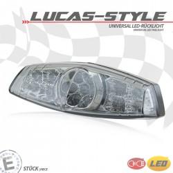 LED-Rücklicht Lucas-style