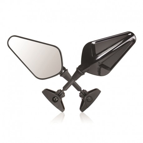 Rear-view mirror Chaft Blondy Fairing black