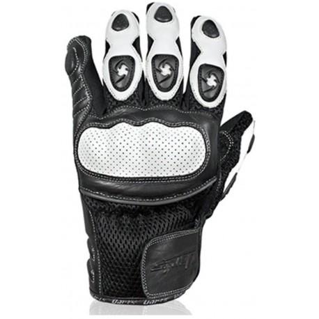 Darts glove Spy white size: S