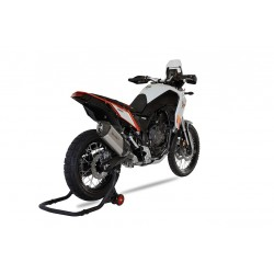 Echappement HP CORSE Sps Carbon Short pour Yamaha TENERE 700 19/+