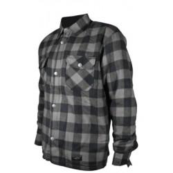 Sur-chemise SWEEP Harisson Noir/Anthracite