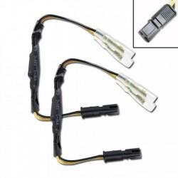 Adapterkabel Blinker mit Widerstand (paar) für BMW