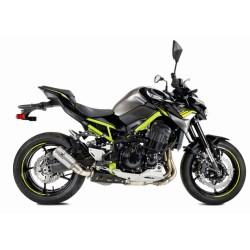 Auspuff Ixrace MK02 für Kawasaki Z900 20/+ | Silber