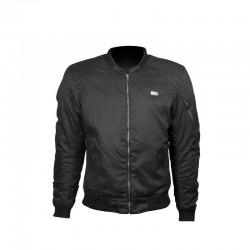 Bomber Jacket All season Black