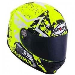 Suomy Helm SR Sport - Stars Yellow