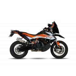Auspuff Ixrace MK02 für Ktm Duke 790 18/+