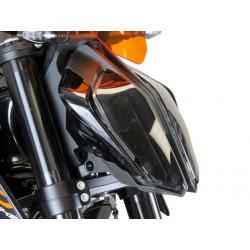 Powerbronze Spoilerscheibe / Tourenscheibe Leicht gestönt - Honda CRF1000L Africa Twin, 16-18 (540 mm high)