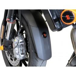Powerbronze Kotflügelverlängerungen schwarz matt- Honda CRF 1000L Africa Twin 16-18