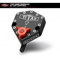 Steering Damper Titax - Honda CB1000R 08-16 |Black