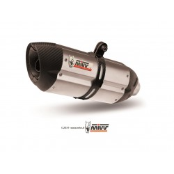 Auspuff Mivv Suono - Ducati Hypermotard 821 / Sp 13-16| Inox