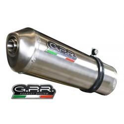 Auspuff GPR Trioval - Suzuki SV650 /S 03-11