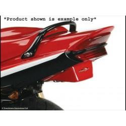 Powerbronze Heckunterverkleidung schwarz (O) - Yamaha YZF-R6 98-02