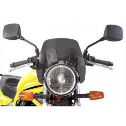 Powerbronze Spoilerscheibe Dark Tint KTM Duke 790 - 18\' (230mm)