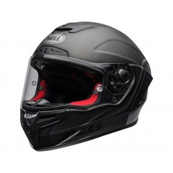 BELL Race Star Flex DLX Helm RSD The Zone Matte/Gloss White/Candy Red | [4] gr. L (59-60cm)