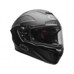 BELL Race Star Flex DLX Velocity Matte/Gloss Black/Hi Viz | [1] gr. XS (53-54cm)