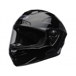BELL Star DLX Mips Helm Isle of Man 2020 Gloss Black/Yellow | [1] gr. XS (53-54cm)