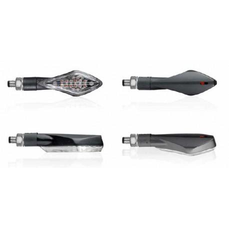Chaft Led-Blinker Hunter carbon / smoke