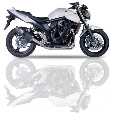 Echappement Ixil Hexoval Xtrem carbon - Suzuki GSF 1250 N Bandit // GSX 1250 FA 07-16
