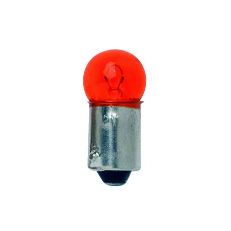 Ampoule BA 15S orange
