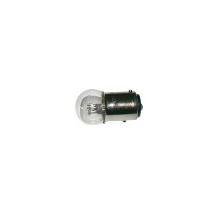 Light Bulb BAY 15D transparent