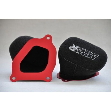 MWR airfilters (2pcs) - Mv Agusta F3 / Brutale 675 / 800 // Dragster / Rivale / Stradale / Turismo Veloce 800 12/+