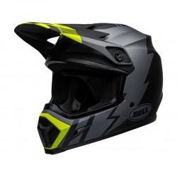 BELL MX-9 Adventure Mips Dash Gloss Black/White/Orange | [1] gr. XS (54-55cm)