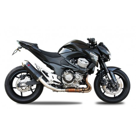 Auspuff Ixrace X-Pure schwarz - Kawasaki Z800
