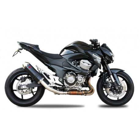 Exhaust Ixrace X-Pure black - Kawasaki Z800