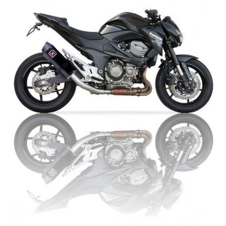 Echappement Ixil Hexoval Xtrem noir - Kawasaki Z800
