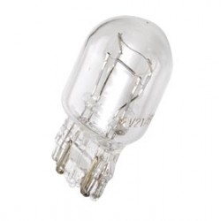 Ampoule Wedge transparent