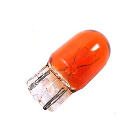 Glühbirne Wedge orange