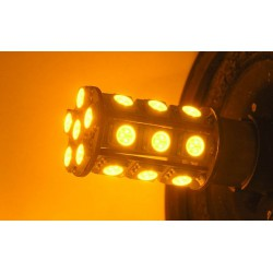Ampoule LED P 21W orange