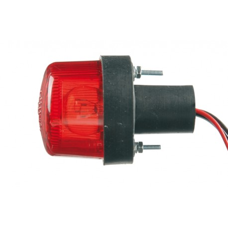 Rear light CHAFT Tomate red
