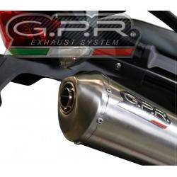 Auspuff GPR Satinox - Yamaha WR 450 F 03-06