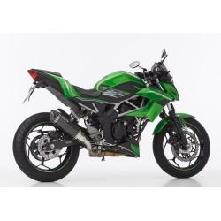 Auspuff Shark Street GP - Kawasaki Ninja 125 // Z125 19/+ | Carbon