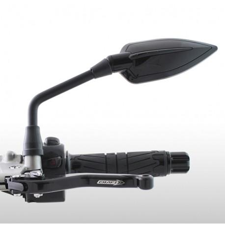 Rear-view mirror Chaft Factory black/brilliant