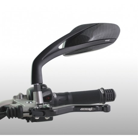 Rear-view mirror Chaft Mercury carbon right