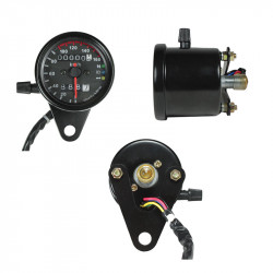 LED Sequential indicator Chaft Melten | Smoke