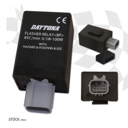 LED flasher relay 8-pin | HONDA | 12V