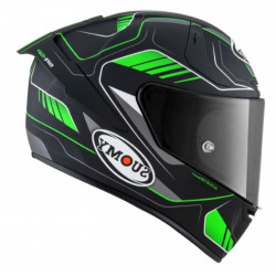 Helm SUOMY SR-GP Gamma Matt Green (55-56cm) | S