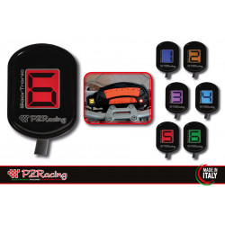 Ganganzeige Pzracing GT3000