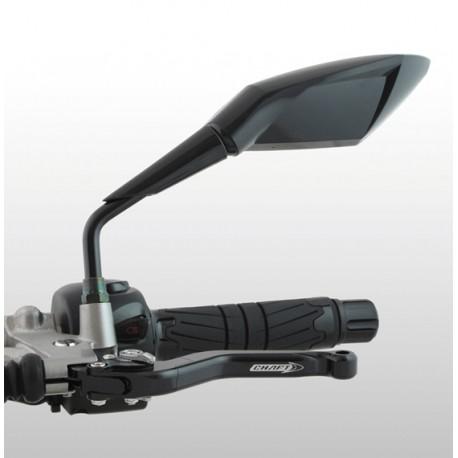 Rear-view mirror Chaft Extrem black left