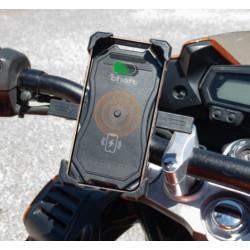 Halterung für ein Induktions-Smartphone - Chaft
