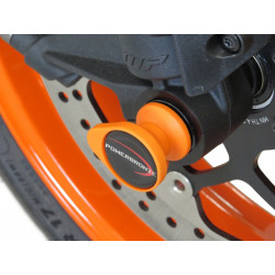 Powerbronze-Gabelschützer - KTM 790 Duke / L - 2018-20 / Duke 890 R 2020 /+