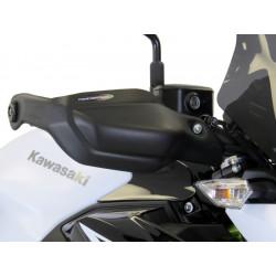 Protèges mains Powerbronze noir mat - Kawasaki Z650 217-20