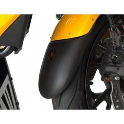 Extension de garde boue Powerbronze Matt Black - Kawasaki Z650 2017-20 / Ninja 650 2017-19
