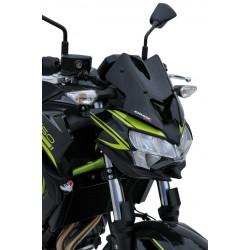 Saute vent Hypersport Ermax - Kawasaki Z650 2020