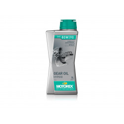 Huile boîte de vitesse MOTOREX Hypoid | 80W/90 1L